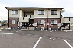 プレジール富井C棟[2階]の外観
