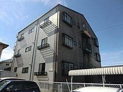 三重県四日市市楠町北五味塚の賃貸マンションの外観