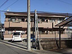 グリーンパーク・OH92B[1階]の外観
