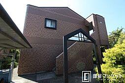 愛知県豊田市青木町3丁目の賃貸アパートの外観