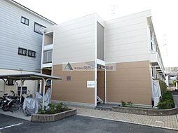 大阪府東大阪市中石切町5丁目の賃貸マンションの外観