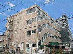 北海道札幌市東区北四十四条東14丁目の賃貸マンションの外観