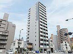 グラビスコート広島駅前通り[802号室]の外観