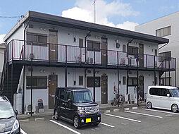 第3鶴の台コーポ[203号室]の外観