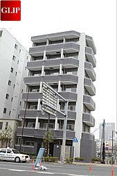 神奈川県横浜市神奈川区金港町の賃貸マンションの外観