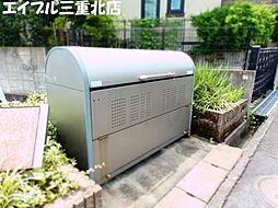 三重県桑名市東正和台4丁目の賃貸アパートの外観