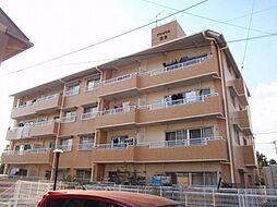 愛知県名古屋市守山区白山4丁目の賃貸マンションの外観