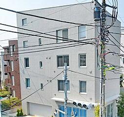 東京都世田谷区成城1丁目の賃貸マンションの外観