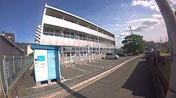 大阪府東大阪市日下町5の賃貸マンションの外観
