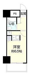百合ヶ丘シティタワー[5階]の間取り