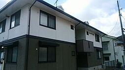 広島県竹原市下野町の賃貸アパートの外観