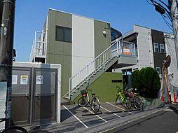 東京都江戸川区北葛西2丁目の賃貸マンションの外観