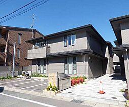 京都府京都市北区上賀茂岩ケ垣内町の賃貸マンションの外観