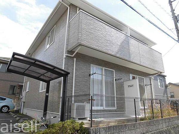 広島県廿日市市陽光台4丁目の賃貸アパート