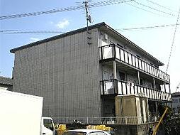 ルミエール高柳[2階]の外観
