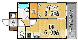 KS'HOUSE[4階]の間取り