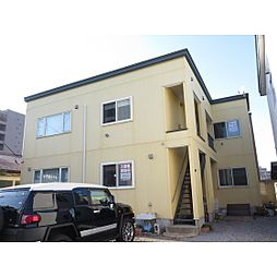 松風町14番アパート[2号室]の外観