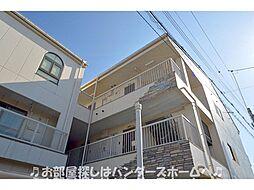 大阪府枚方市山田池東町の賃貸マンションの外観