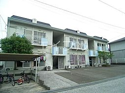 アビタシオン・高見B棟[2階]の外観