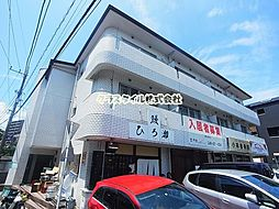 神奈川県厚木市旭町3丁目の賃貸マンションの外観