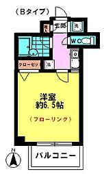 ユーフローラ(11F)[11階]の間取り