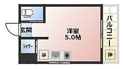 長居駅 3.4万円