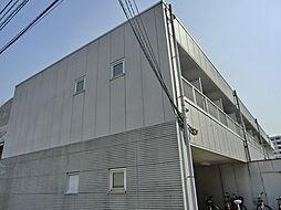 東京都板橋区東新町の賃貸アパートの外観