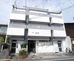 京都府京都市北区紫野上野町の賃貸マンションの外観