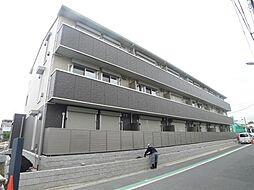 レガロ新宿[1階]の外観