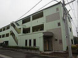 グリーンフォレスト INA[108号室]の外観