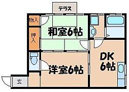 向洋駅 4.2万円