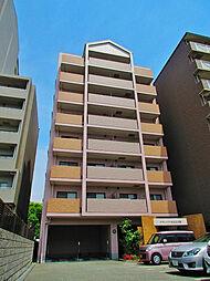 大阪府大阪市住之江区南加賀屋2丁目の賃貸マンションの外観