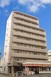 北海道札幌市中央区南十条西18の賃貸マンションの外観