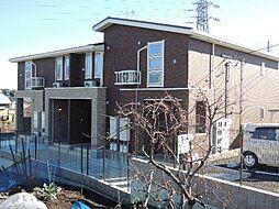 静岡県富士市国久保3丁目の賃貸アパートの外観