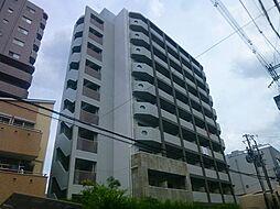 カッシア天王寺東[9階]の外観
