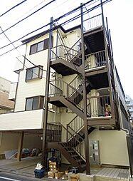 オールリ[4階]の外観