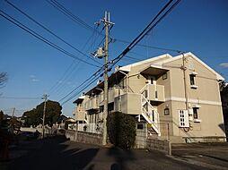 ハイツ翠香[1階]の外観