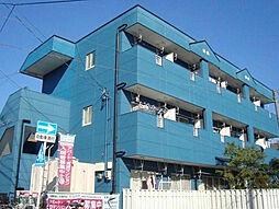 愛知県名古屋市天白区大坪2の賃貸マンションの外観