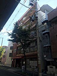粉浜ハザマコーポ[3階]の外観