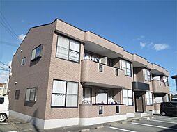 三重県四日市市楠町本郷の賃貸アパートの外観