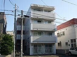 北海道札幌市豊平区平岸一条2丁目の賃貸マンションの外観