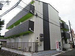 ジュピター八千代台[1階]の外観