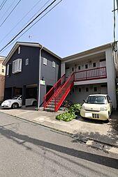 クレセント紫竹山[102号室]の外観