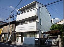 京都府京都市伏見区西桝屋町の賃貸マンションの外観