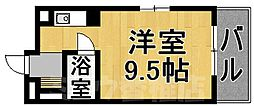 福岡県福岡市東区香椎2丁目の賃貸マンションの間取り
