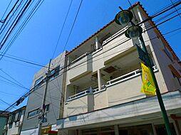 芝銀座ハイツ[1階]の外観
