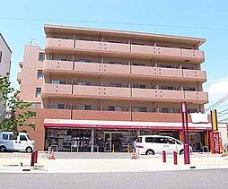 京都府木津川市木津駅前1丁目の賃貸マンションの外観