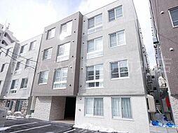 Halley View 東札幌[4階]の外観