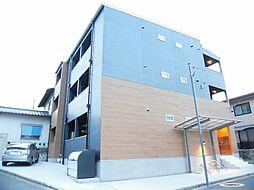 広島電鉄宮島線 山陽女学園前駅 徒歩3分の賃貸アパート