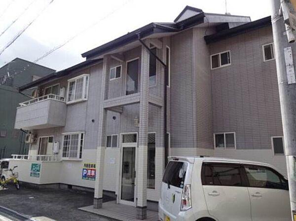 広島県呉市阿賀中央2丁目の賃貸アパート